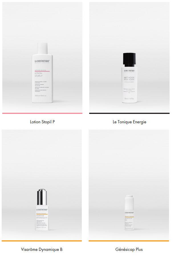Haarpflege Produkte La Biosthetique
